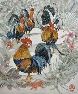 Kauai_Roosters