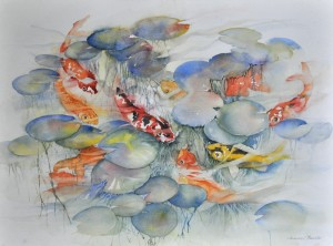 Koi_Goldfish
