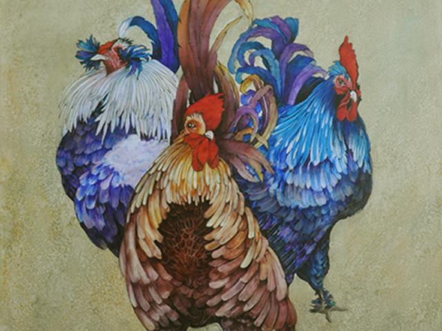 Splendid Roosters