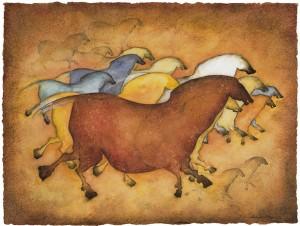 Running_Horses_Giclee_22x29
